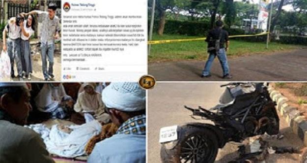4 Pesta Ulang Tahun Yang Berujung Tragis Di Indonesia