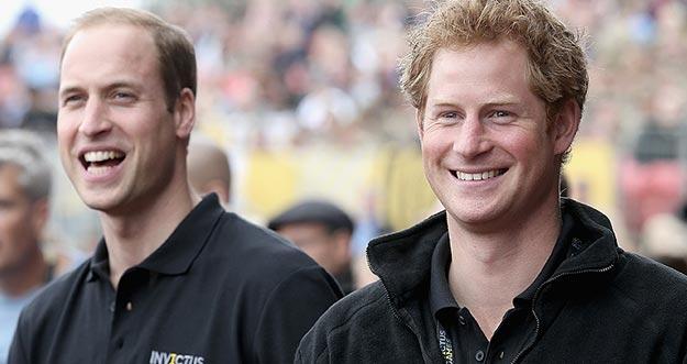 5 Perbedaan Antara Pangeran William Dan Harry