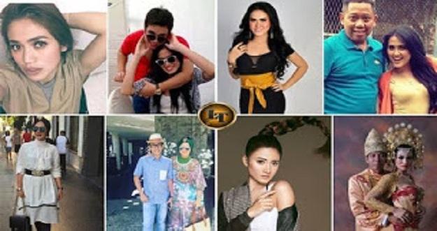 5 Pelawak Indonesia Dengan Pasangannya Yang Cantik