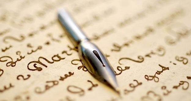 Tulisan Miring Ke Kanan Atau Kiri? Ada Artinya Loh