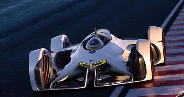 10 Mobil Futuristik Yang Bisa Membuat Kamu Bengong