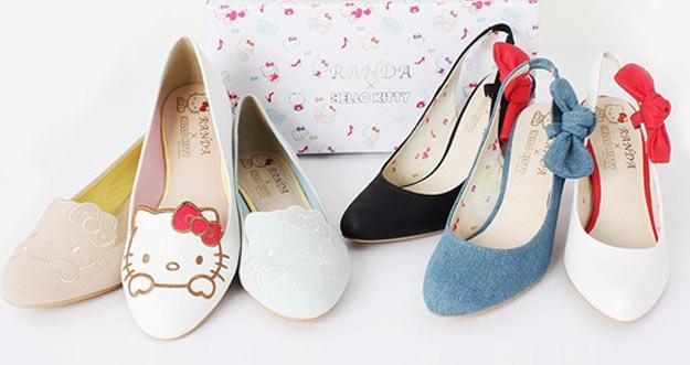 Sepatu Hello Kitty Sedang Naik Daun Di Jepang
