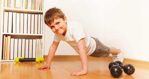 3 Tips Menurunkan Berat Badan Anak
