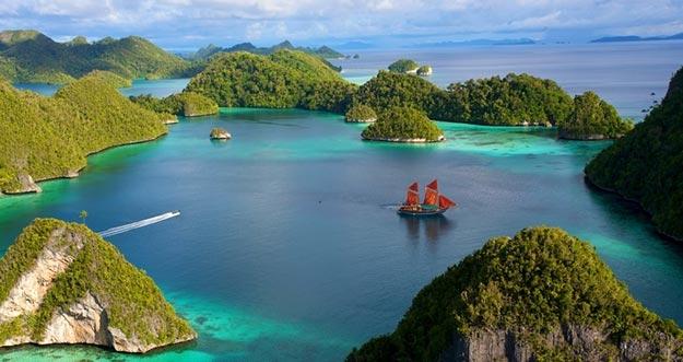 3 Pulau Di Indonesia Masuk Dalam Pulau Terbaik
