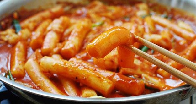 Masakan Khas Korea Selatan Yang Terkenal Pedas