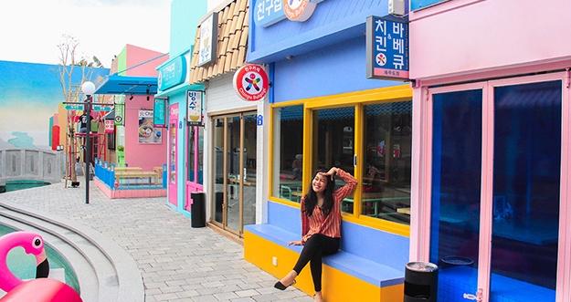Little Korea, Destinasi Liburan Keren Di Semarang
