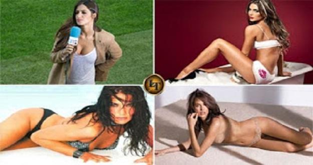 6 WAGS Cantik Dan Seksi Dari Atlet Sepakbola Dunia