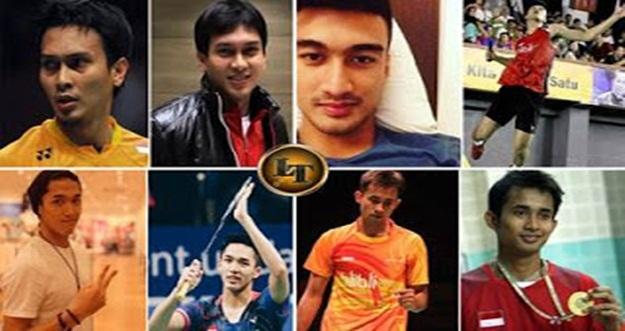 5 Atlet Bulutangkis Indonesia Tertampan Dan Berprestasi