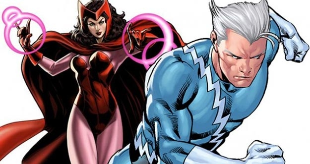 Quicksilver dan Scarlet Witch Dipastikan Muncul di Avengers: Age of Ultron
