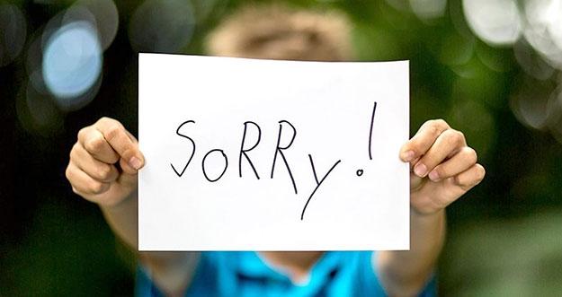 7 Hal Yang Kamu Tidak Perlu Minta Maaf