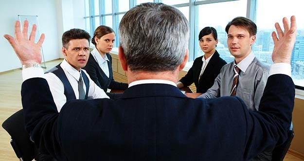 Menjadi Bos Di Kantor Tidak Jaminan Membuat Orang Menjadi Sukses