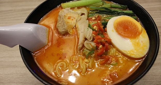 6 Restoran Ramen Di Jakarta Yang Menyajikan Ramen Ekstra Pedas