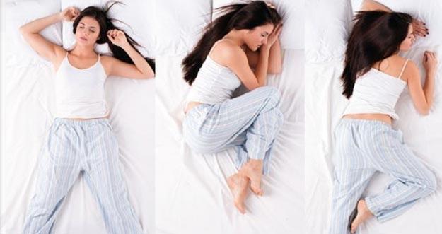 Menebak Karakter Dari Posisi Tidur