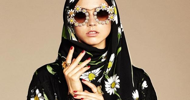 Koleksi Hijab Terbaru Dari Dolce and Gabbana