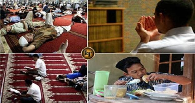5 Cara Ampuh Agar Tadarus Ramadhan Tahan Berjam - Jam