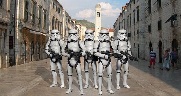 Kota Tempat Syuting FIlm Star Wars: The Last Jedi