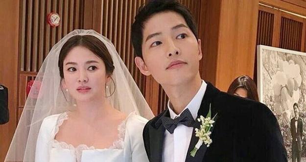 Song Jong Ki Gugat Cerai Song Hye Kyo