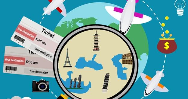 5 Pekerjaan Yang Bisa Bikin Jalan-Jalan Keliling Dunia