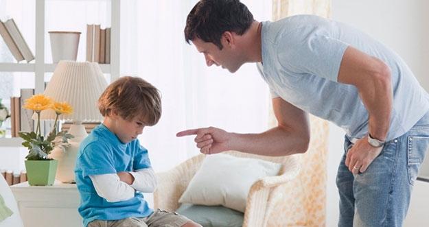 Dampak Sering Marah dan Memukul Anak Untuk Jangka Panjang
