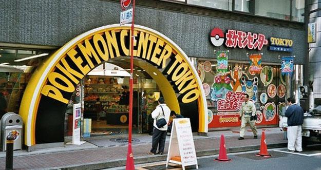Kafe Khusus Penggila Pokemon Di Tokyo