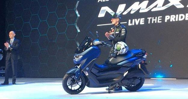 Yamaha Resmi Merilis Nmax Baru