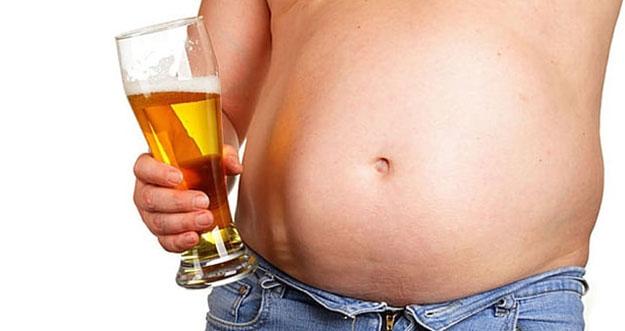 5 Makanan dan Minuman Yang Menyebabkan Perut Buncit
