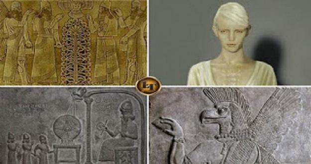 Anunnaki, Alien Yang Sangat Dihormati Oleh Bangsa Sumeria