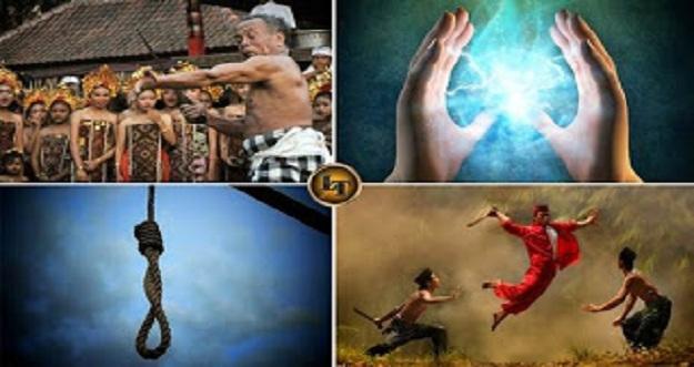 Ilmu Sakti Rawarontek Yang Terkenal Di Tanah Jawa