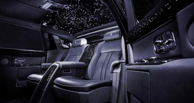Rolls Royce Phantom Celestial Bertaburan 446 Berlian
