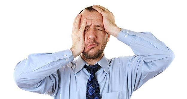 Kenali 12 Gejala Stres Yang Dialami Oleh Pria