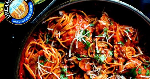 Resep Spagheti Jamur Ekstra Spicy
