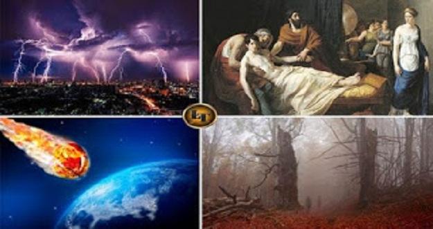 6 Mitos Yang Dipercaya Orang Jaman Purba