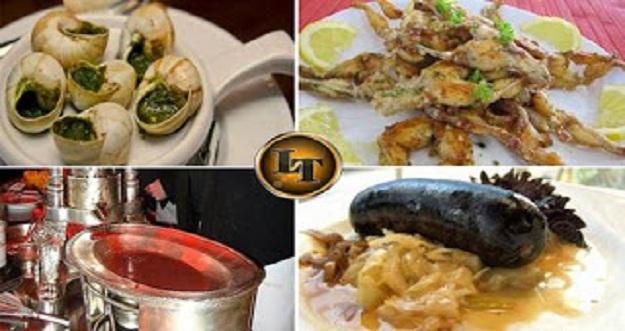 Kamu Berani? Coba 5 Makanan Paling Ekstrim Dari Prancis Ini