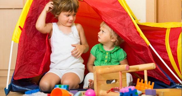 4 Ide Permainan Anak Saat Di Rumah