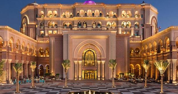 10 Hotel Termewah Di Dunia