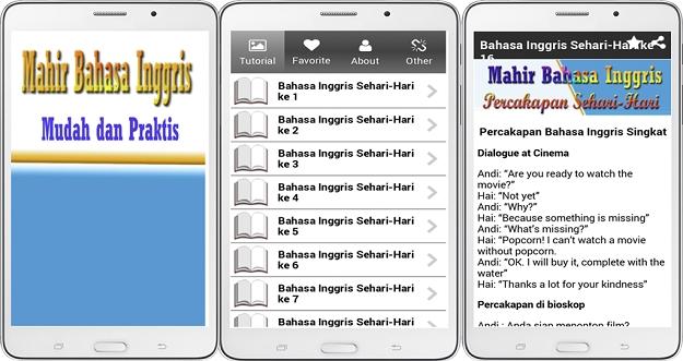 Aplikasi Top Untuk Belajar Bahasa Inggris