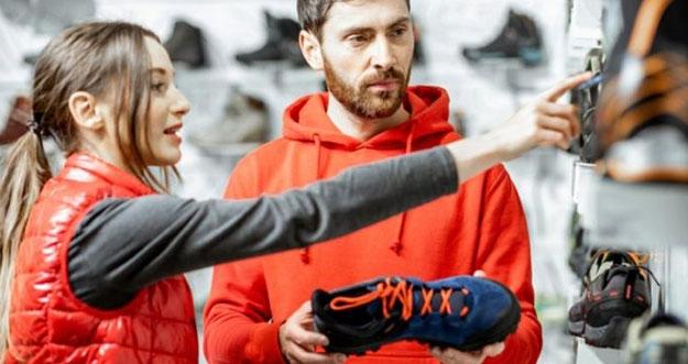 Tips Membeli Sepatu Yang Tepat