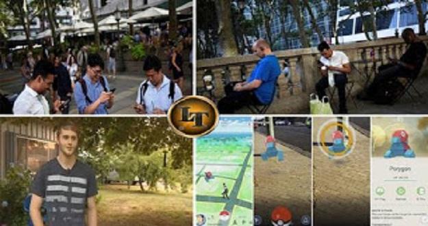 5 Kasus Akibat Bermain Game Pokemon Go di Ponsel