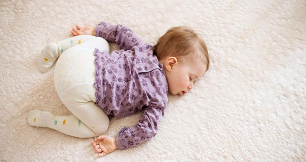 Cara Cepat dan Efektif Menidurkan Bayi