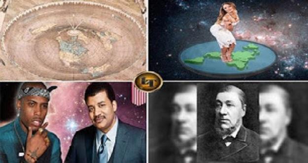 7 Orang Yang Percaya Bahwa Bumi Itu Datar
