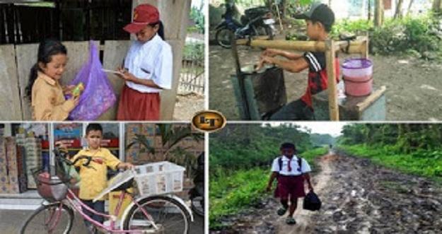 5 Kisah Perjuangan Anak Mencari Uang Yang Sangat Menginspirasi