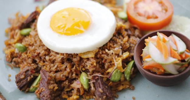 Resep Nasi Goreng Rendang Lezat