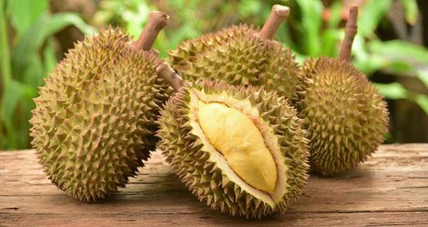 Tips Menghilangkan Bau Durian Yang Mengganggu