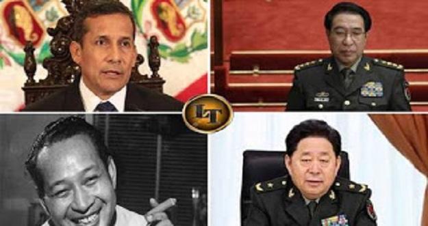 5 Jenderal Paling Korup di Dunia