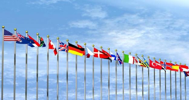 10 Negara Dengan Bendera Yang Hampir Mirip