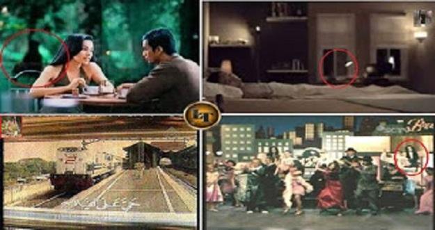 6 Penampakan Sosok Hantu Menyeramkan Di Televisi