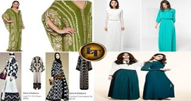 5 Busana Muslim Rancangan Designer Dunia Paling Mahal