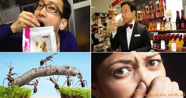 5 Pekerjaan Teraneh Namun Dibayar Tinggi Di Jepang