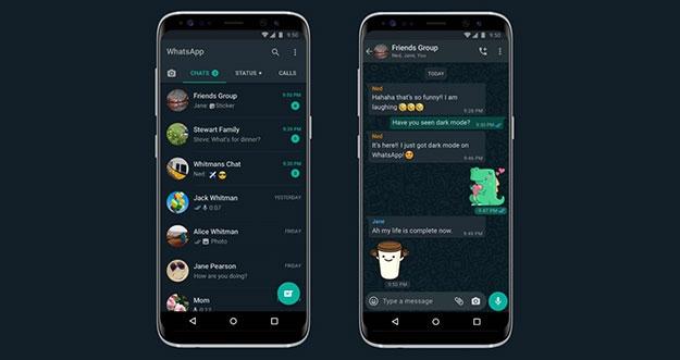 Fitur Dark Mode Whatsapp Resmi Dirilis, Begini Cara Mengaktifkannya