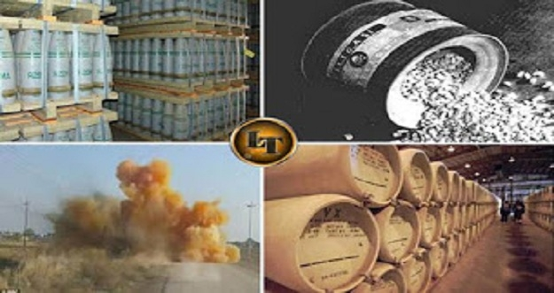 5 Senjata Kimia Paling Mematikan di Dunia